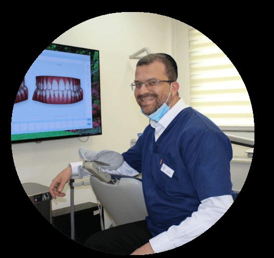 אורתודנט מומחה ליישור שיניים מומלץ ילדים מבוגרים שיטות שקוף פנימי נסתר