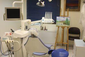 חדר טיפולים 2 במרפאה
